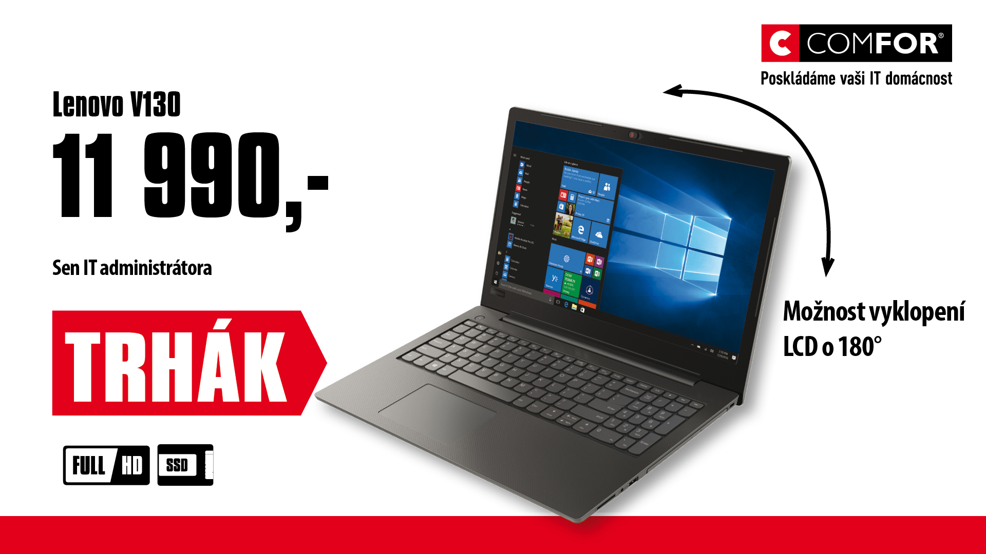 Notebook LENOVO V130